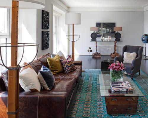 sofa-de-couro-decoracao