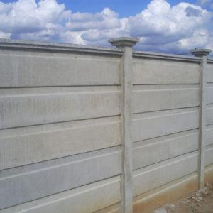 prós e contras do muro pré moldado