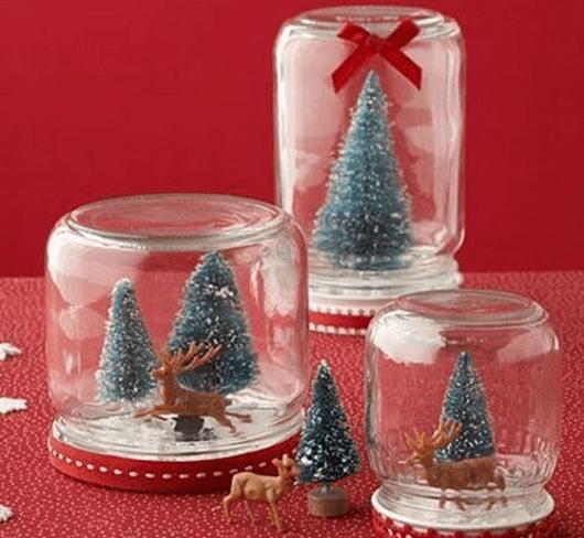 vidro-enfeites-de-natal-reciclados