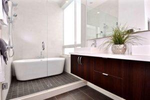banheiro marrom como decorar