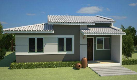 casa-cinza-com-telhado-aparente