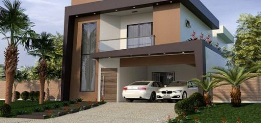 casa-marrom-fachada-fotos