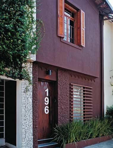 casa-marrom-fachada-tinta