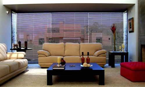 cortina persiana sala