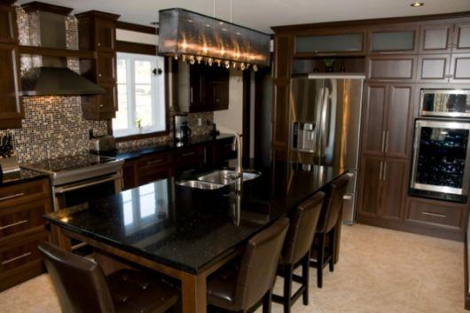 cozinha-marrom-e-preto-cores