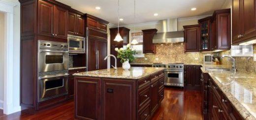 cozinha-marrom-sofisticada