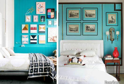 decoracao-azul-turquesa-no-quarto-ideias