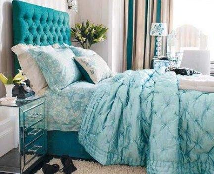 decoracao-azul-turquesa-no-quarto