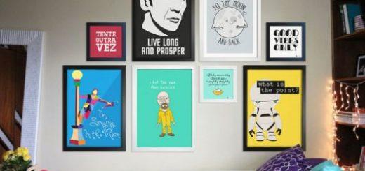 decoracao-com-posters-gratis