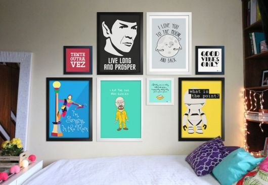 Posters Para Imprimir Grátis Dicas E Mais De 90 Modelos