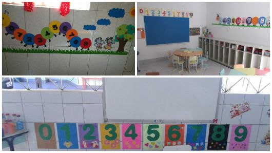 Ideias para números e letras