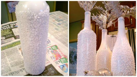 decoração sal grosso