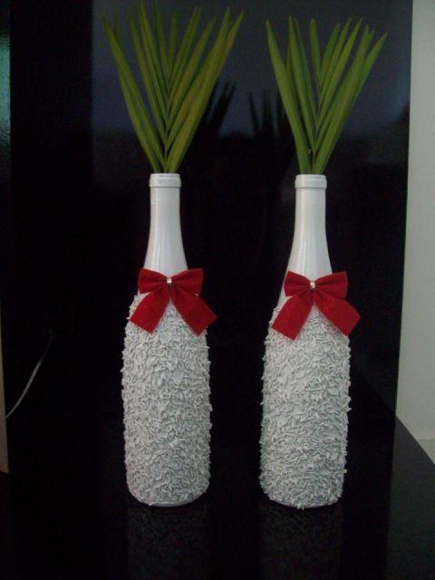 decoradas com arroz
