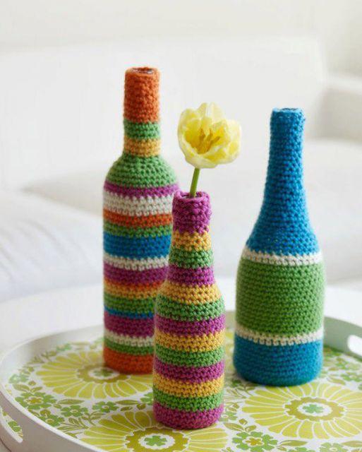 artesanato com crochê
