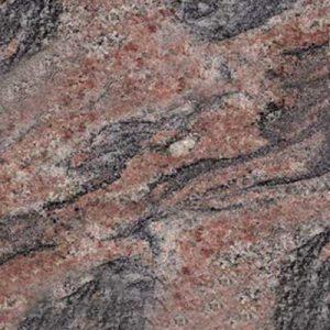 pedra de granito e mármore rosa