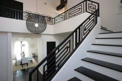 guarda-corpo-de-aluminio-escada-preto