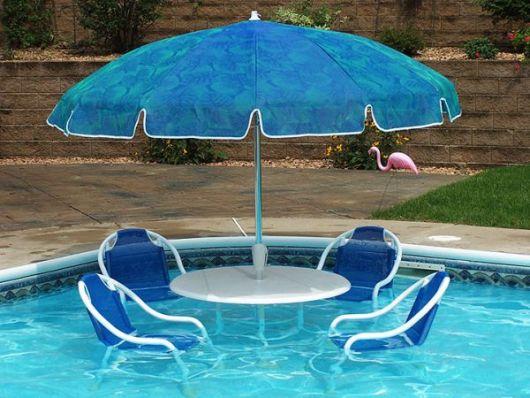 M veis para piscina dicas para escolher fotos com for Piscinas pvc baratas