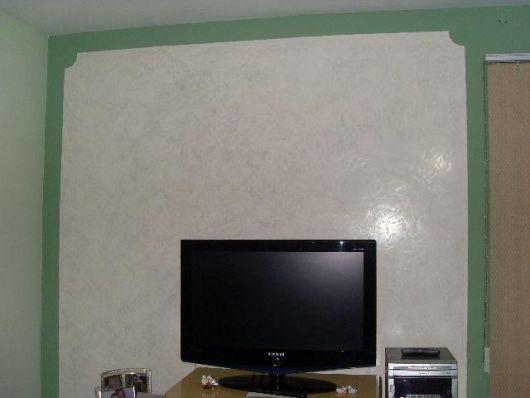 efeito mármore branco