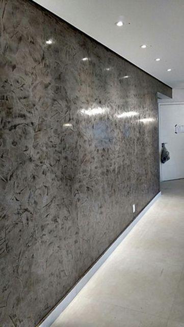 textura moderna parede
