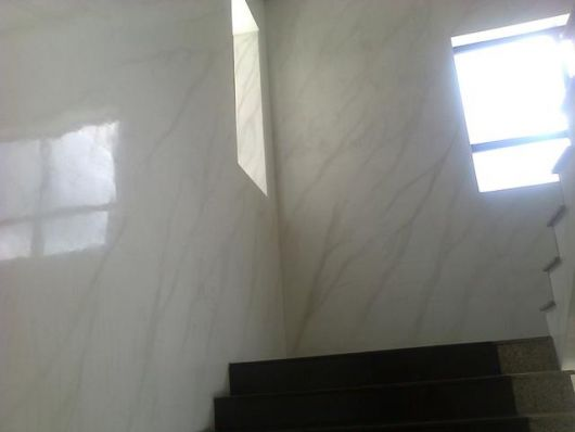 pintura marmorizada branca