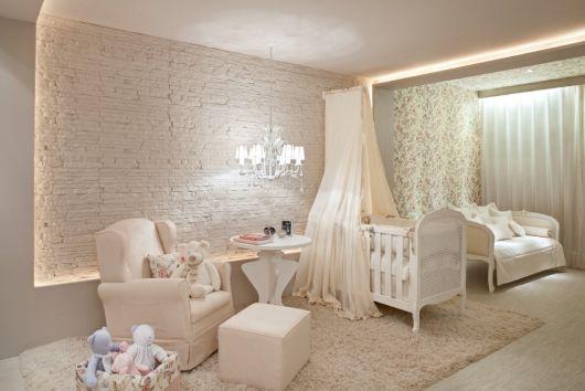 Papel de parede para quarto feminino mais de 60 modelos lindos!