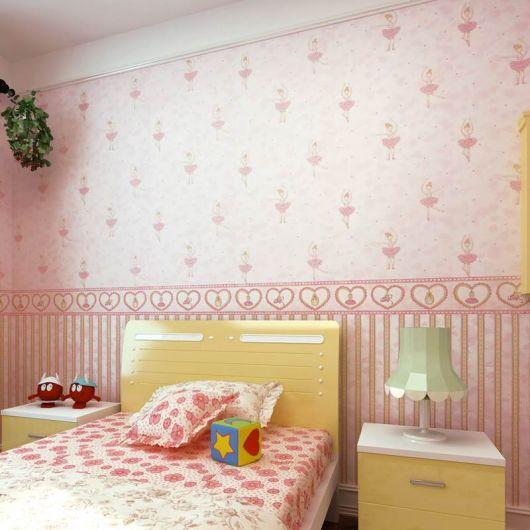 decoração bailarinas quarto