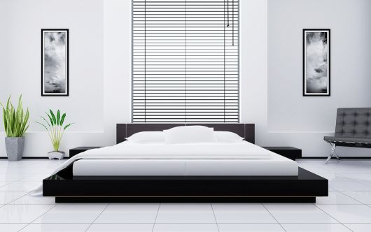 piso-branco-porcelanato-no-quarto