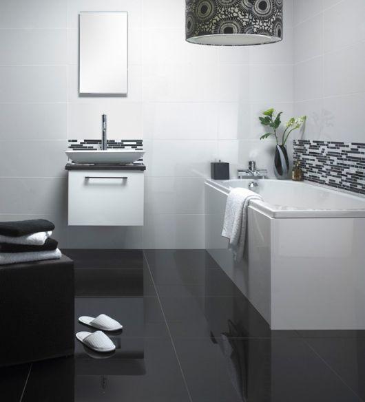 piso-preto-porcelanato-brilhante