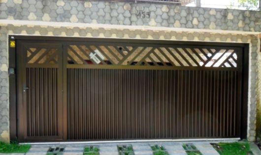 portão cobre