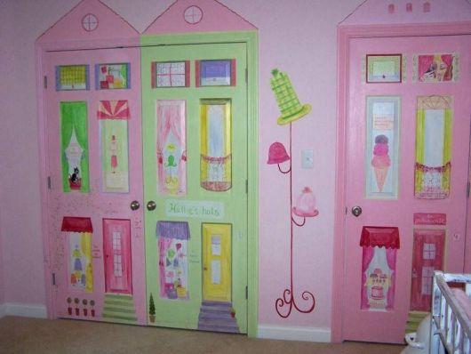 portas-decoradas-castelo-princessa