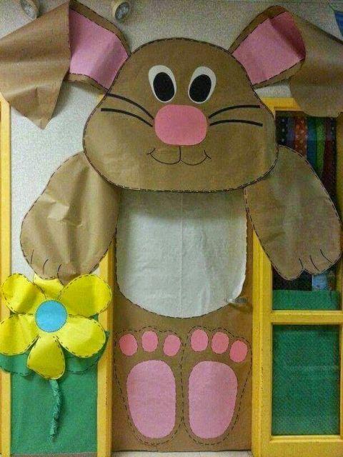 portas-decoradas-pascoa-coelhos