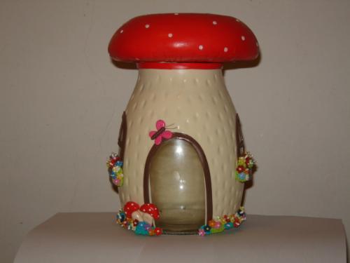 formato cogumelo