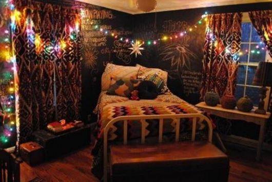 Quarto Hippie: Dicas, ideias para decorar e 30 fotos incr?veis!