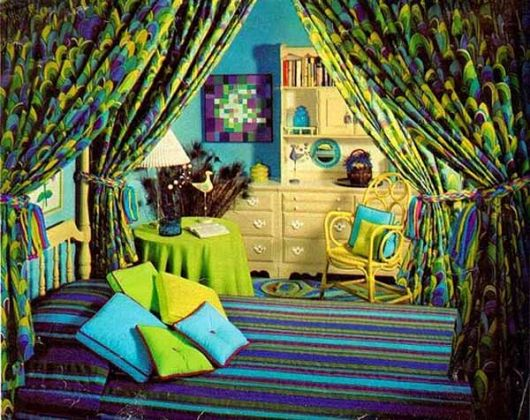quarto-hippie-moderno-de-menina