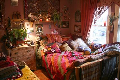 quarto-hippie-mulher