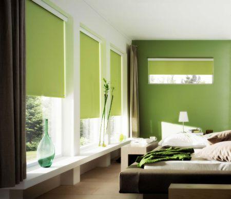 quarto-verde-marrom-casal