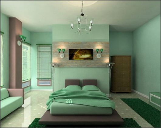 quarto-verde-marrom-ideias