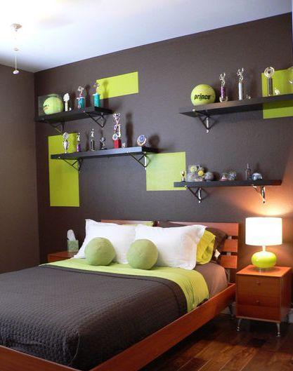 quarto-verde-preto