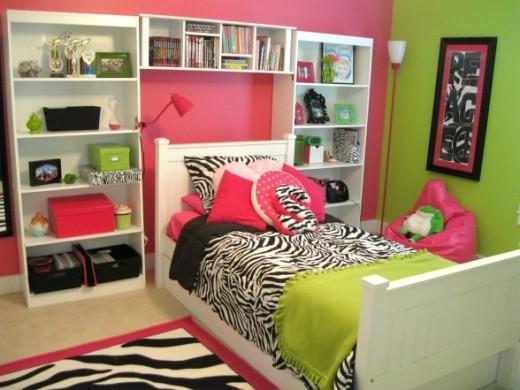 quarto-verde-rosa