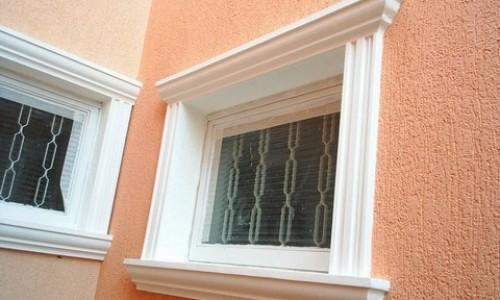 moldura janela externa