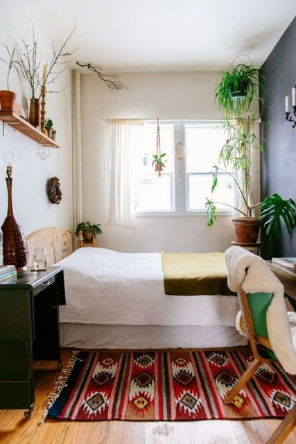 tapete kilim quarto casal