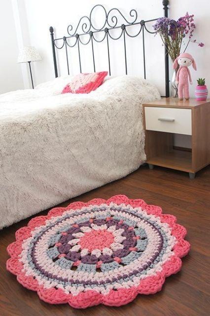 cama de ferro quarto feminino