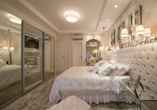 quarto de casal luxuoso