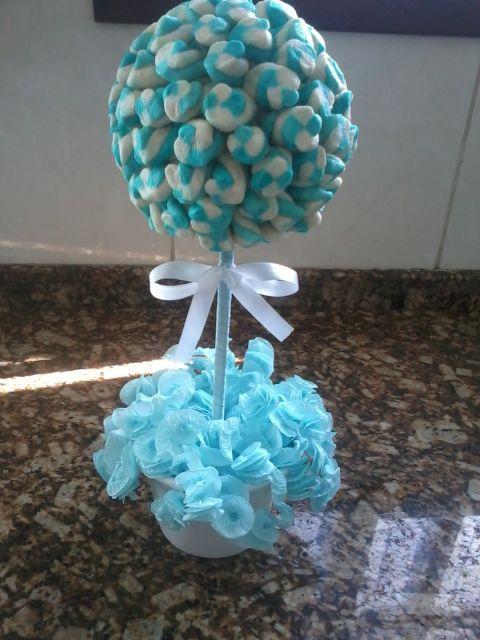 marshmallow azul