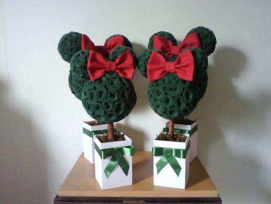 decoração Minnie
