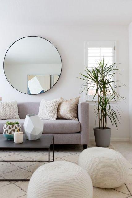 Sala Pequena Organizar ~ Não à toa que a onda do minimalismo está super em alta quando se