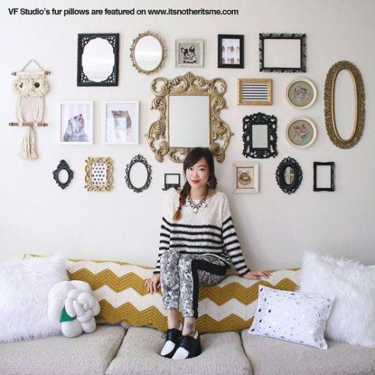 decoracao-com-molduras-para-quartos