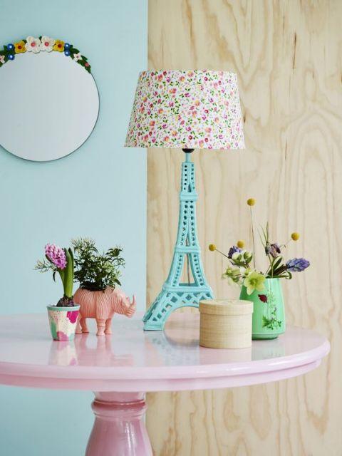 decoração torre Eiffel