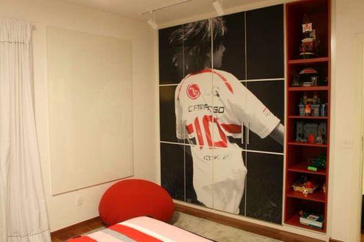 quarto masculino futebol