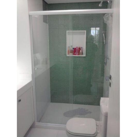 Box de Vidro para Banheiro Vantagens, modelos, preço e + de 40 fotos! -> Gabinete De Banheiro Sao Jose Dos Campos